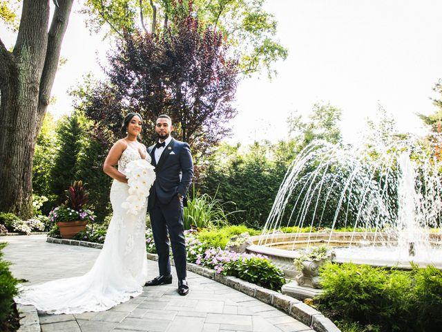Marlon and Cristina's Wedding in Westbury, New York 34