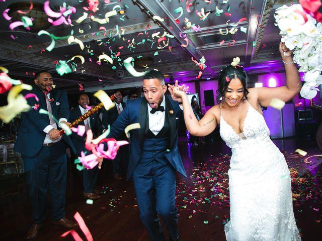 Marlon and Cristina's Wedding in Westbury, New York 1