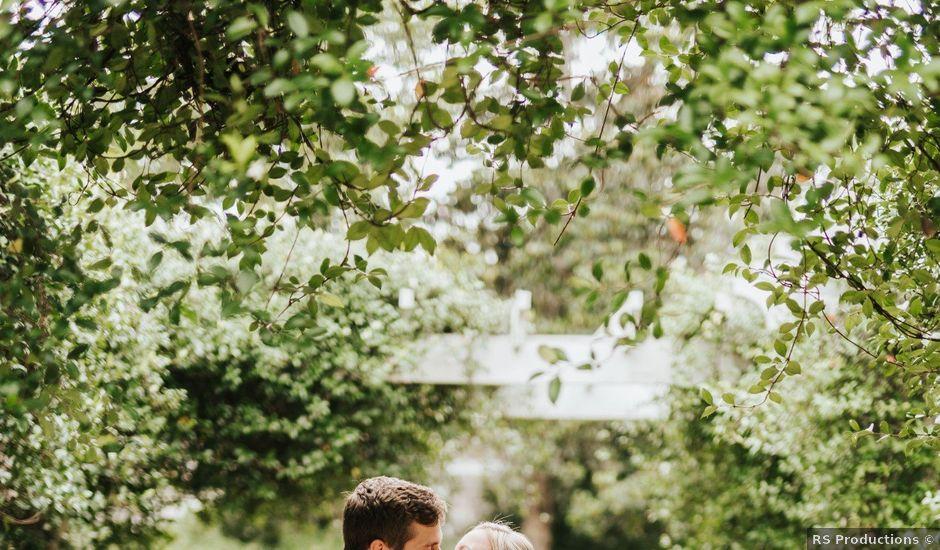 Stuart and Haley's Wedding in Thomasville, Florida