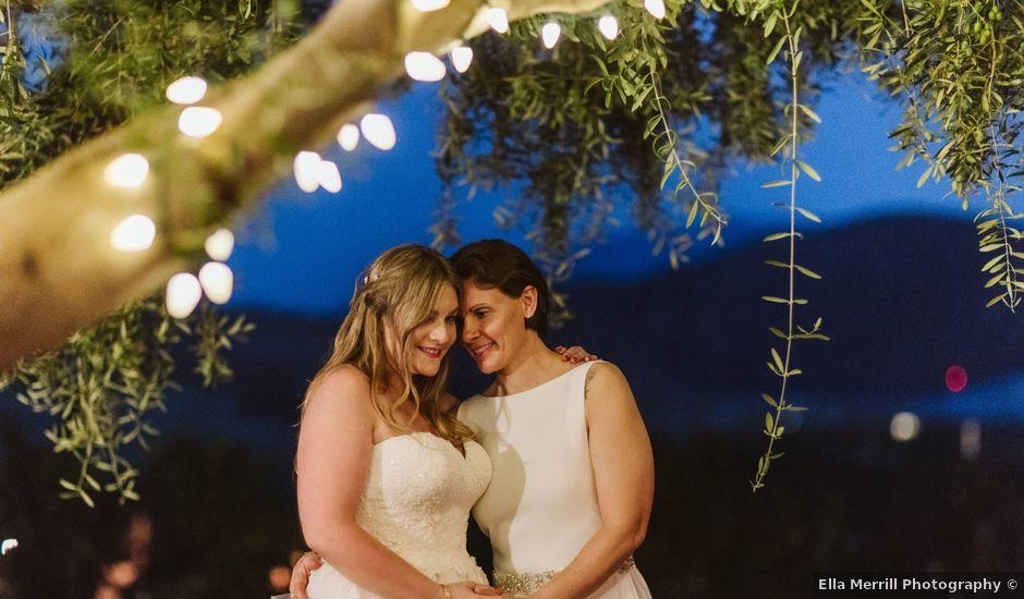 Sara and Linda's Wedding in Temecula, California