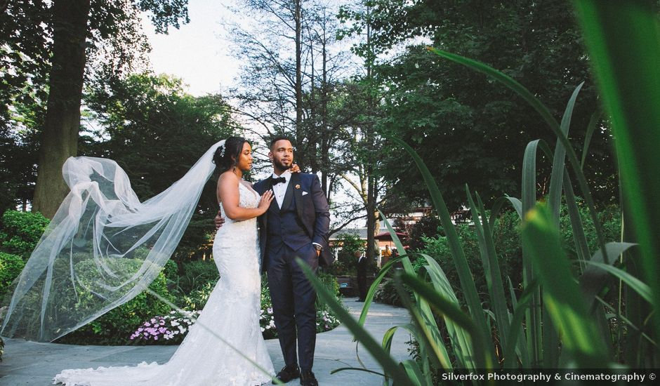 Marlon and Cristina's Wedding in Westbury, New York