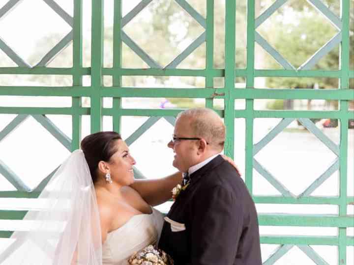 The wedding of Matt and Jamie