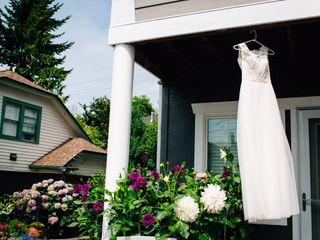 The wedding of Matt and Sarah 3