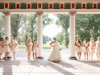 Jamie and Matt's Wedding in Saint Louis, Missouri 3