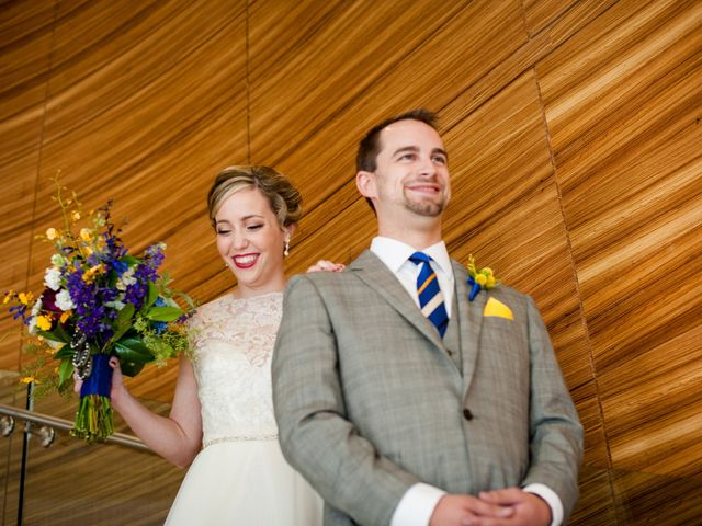 Sarah and Matt's Wedding in Seattle, Washington 11