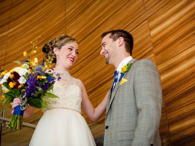 Sarah and Matt's Wedding in Seattle, Washington 13