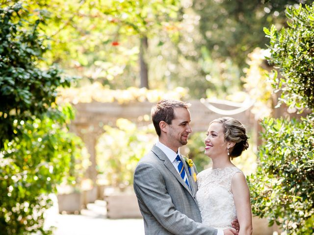 Sarah and Matt's Wedding in Seattle, Washington 17