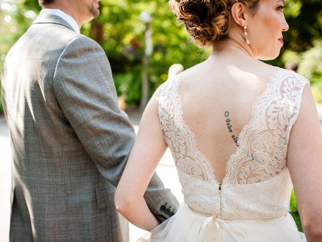 Sarah and Matt's Wedding in Seattle, Washington 20