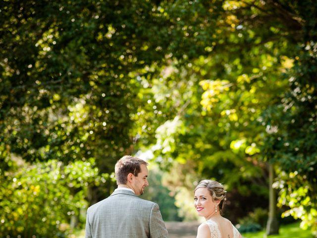 Sarah and Matt's Wedding in Seattle, Washington 21