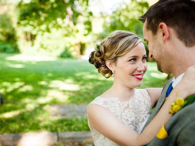 Sarah and Matt's Wedding in Seattle, Washington 22