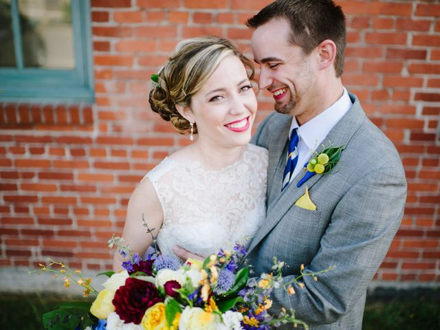 Sarah and Matt's Wedding in Seattle, Washington 29