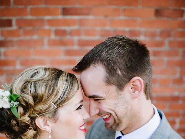 Sarah and Matt's Wedding in Seattle, Washington 30
