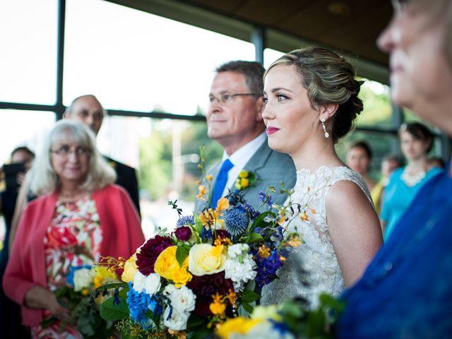 Sarah and Matt's Wedding in Seattle, Washington 23