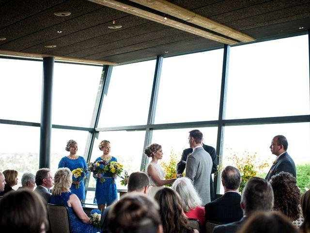 Sarah and Matt's Wedding in Seattle, Washington 25
