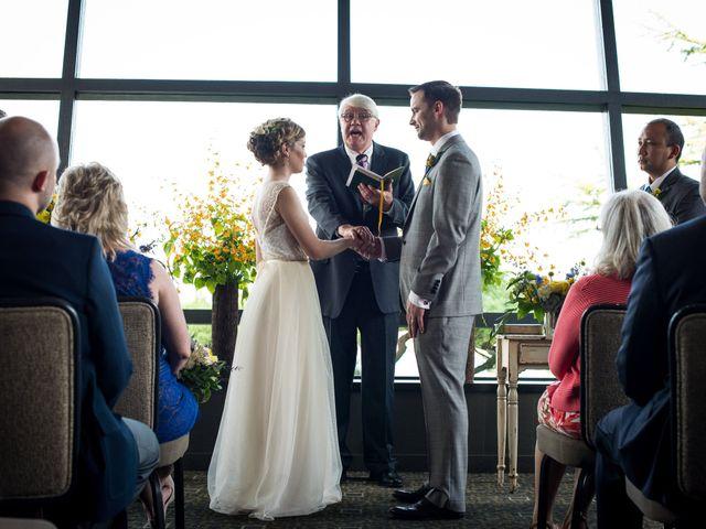 Sarah and Matt's Wedding in Seattle, Washington 27