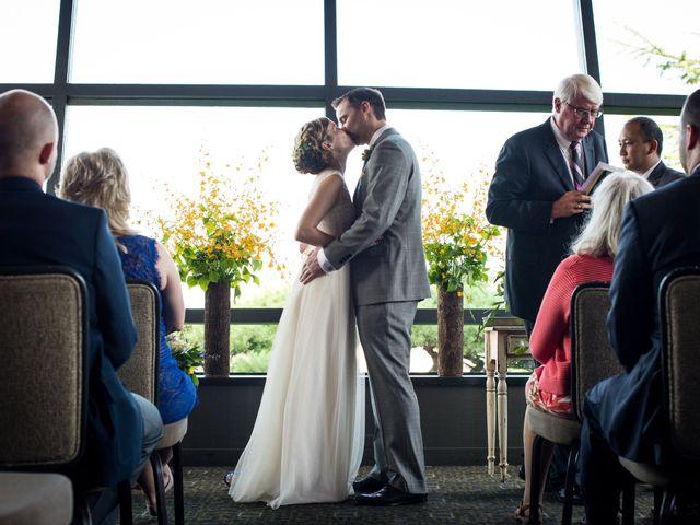 Sarah and Matt's Wedding in Seattle, Washington 28
