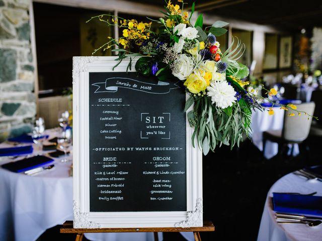 Sarah and Matt's Wedding in Seattle, Washington 32