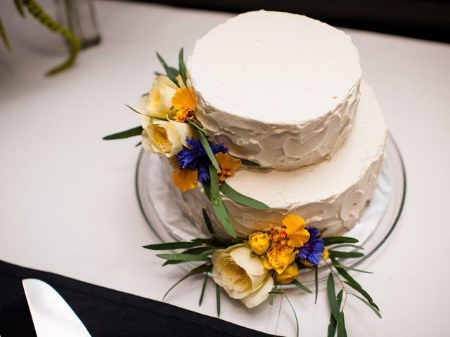 Sarah and Matt's Wedding in Seattle, Washington 35