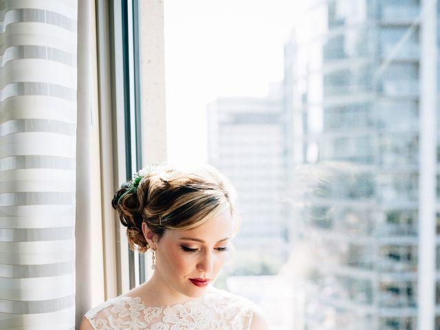 Sarah and Matt's Wedding in Seattle, Washington 9