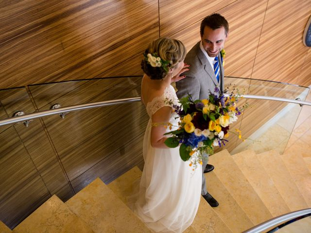 Sarah and Matt's Wedding in Seattle, Washington 12