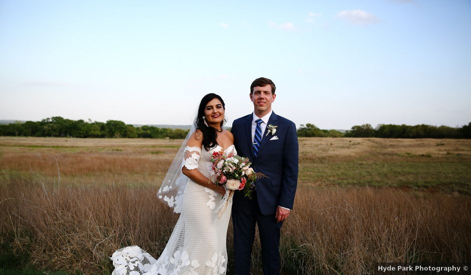 Niusha and Andrew's Wedding in Dripping Springs, Texas