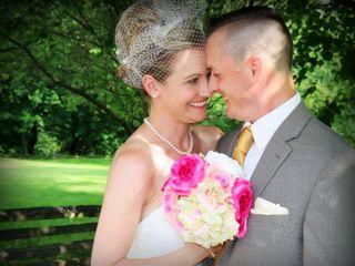 The wedding of Steph and Jarod