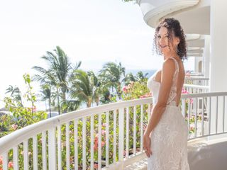 The wedding of Tara and Kas 2