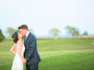 The wedding of Emily and Nathaniel