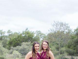 The wedding of Rachel and Cody 1