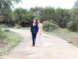 The wedding of Rachel and Cody