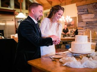 The wedding of Christine and Eric 3