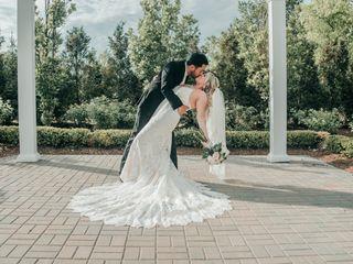The wedding of Miranda and Jorge