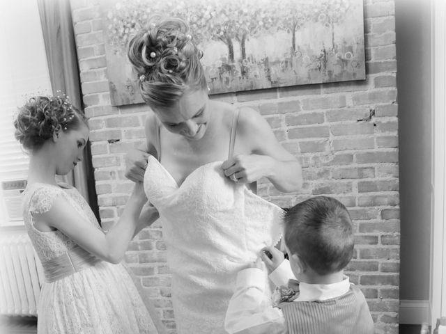 Jarod and Steph's Wedding in Beavertown, Pennsylvania 6