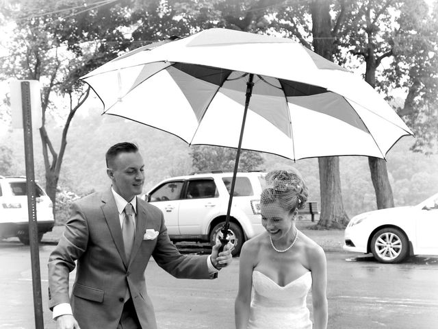 Jarod and Steph's Wedding in Beavertown, Pennsylvania 10