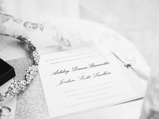 Jordan and Ashley's Wedding in Walnut Shade, Missouri 2