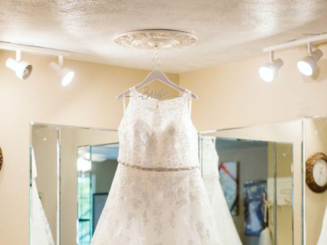 Jordan and Ashley's Wedding in Walnut Shade, Missouri 12