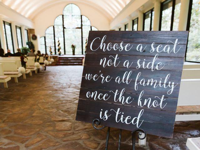 Jordan and Ashley's Wedding in Walnut Shade, Missouri 16