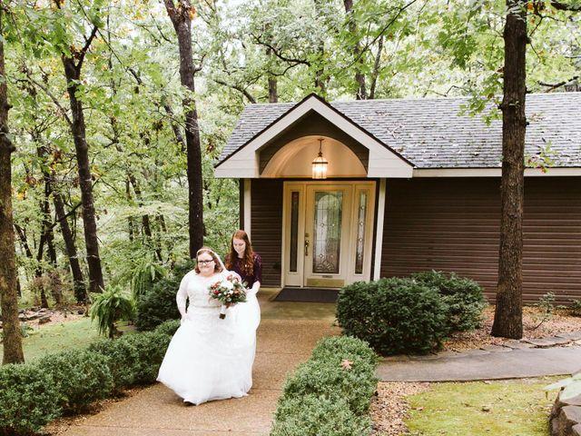 Jordan and Ashley's Wedding in Walnut Shade, Missouri 20