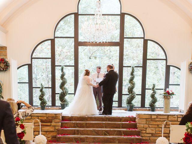 Jordan and Ashley's Wedding in Walnut Shade, Missouri 30