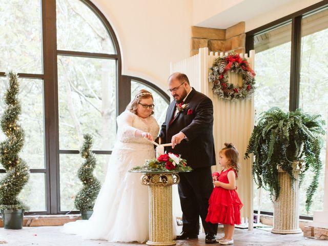 Jordan and Ashley's Wedding in Walnut Shade, Missouri 33