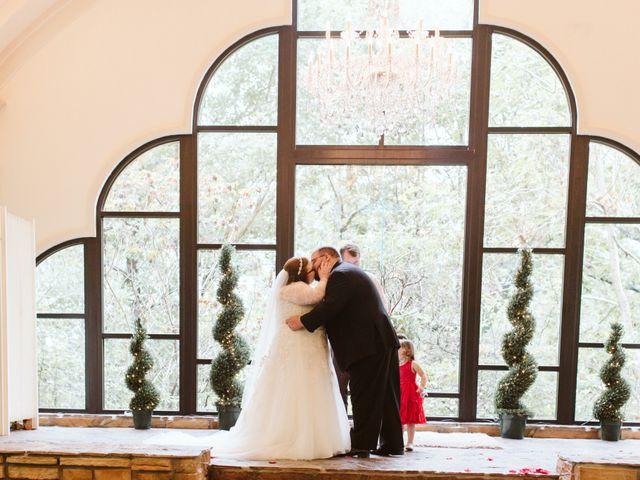 Jordan and Ashley's Wedding in Walnut Shade, Missouri 34