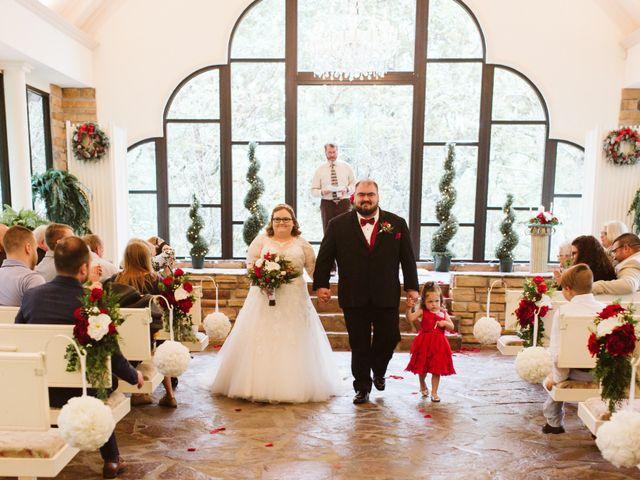 Jordan and Ashley's Wedding in Walnut Shade, Missouri 36