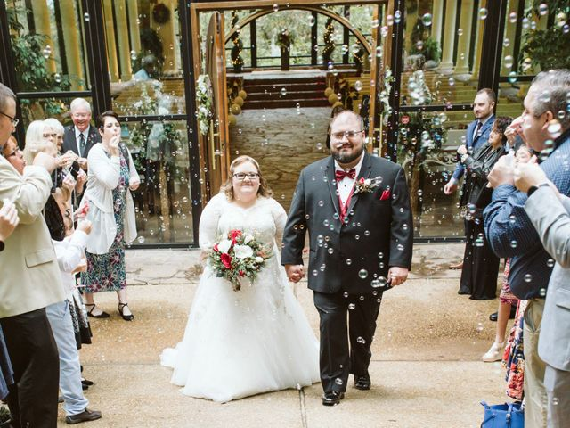 Jordan and Ashley's Wedding in Walnut Shade, Missouri 38