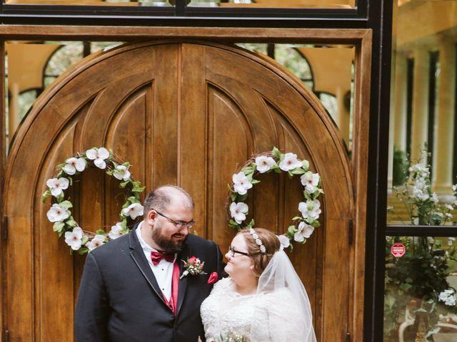 Jordan and Ashley's Wedding in Walnut Shade, Missouri 44