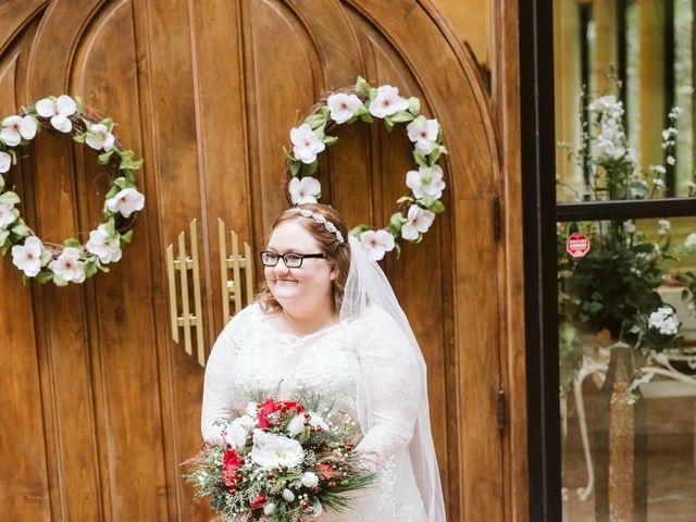 Jordan and Ashley's Wedding in Walnut Shade, Missouri 45