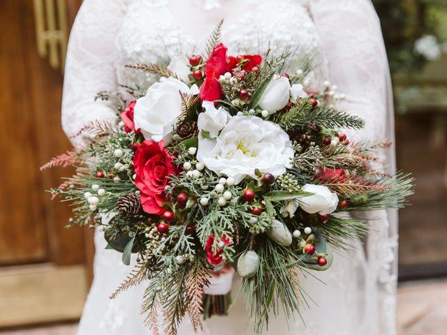 Jordan and Ashley's Wedding in Walnut Shade, Missouri 47