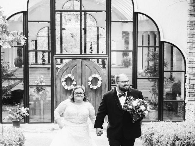 Jordan and Ashley's Wedding in Walnut Shade, Missouri 50