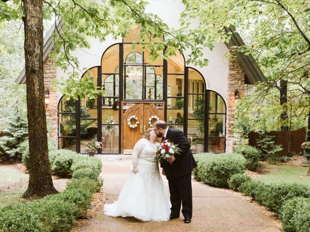 Jordan and Ashley's Wedding in Walnut Shade, Missouri 51