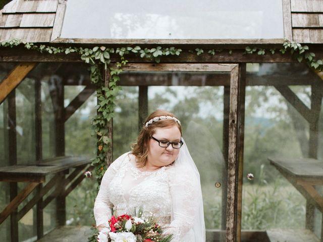 Jordan and Ashley's Wedding in Walnut Shade, Missouri 53