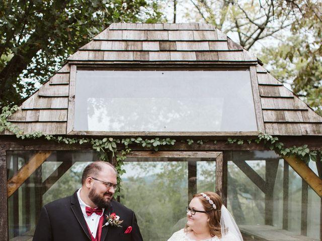 Jordan and Ashley's Wedding in Walnut Shade, Missouri 55